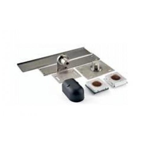 Erreka AMA01 brackets set for aluminium post for Magic motor